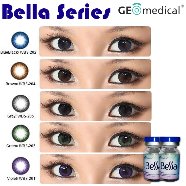 how to choose contact lenses color