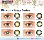 Blincon Jazzy Romantic Aqua