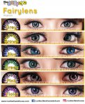 Fairy Lens Brown