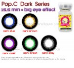 Pop.c Dark Green