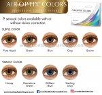 Air Optix Colors Honey