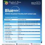 BIONICS BlueRelief