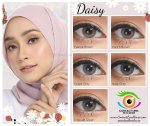 Daisy Grape Grey (Plano -0.00)