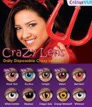 ColourVUE Crazy Lens 14mm Daily