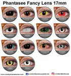 Phantasee Crazy Lens 17mm (Yearly)