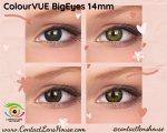 ColourVUE BigEyes 14mm Dolly Black