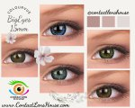 ColourVUE BigEyes 15mm Party Green