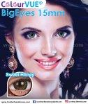 ColourVUE BigEyes 15mm Sweet Honey
