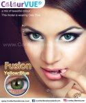 ColourVUE Fusion Yellow Blue