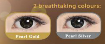 Blincon Pearl cosmetic lens