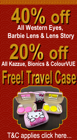 Free Lens Travel Case