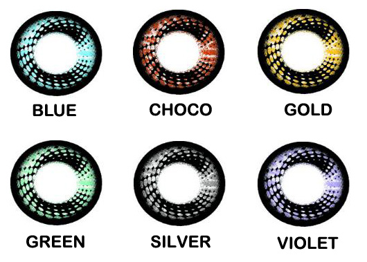 damomy color contact lens